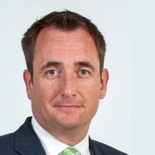 Jeff Mainland, Board Chair of SickKids CCMH