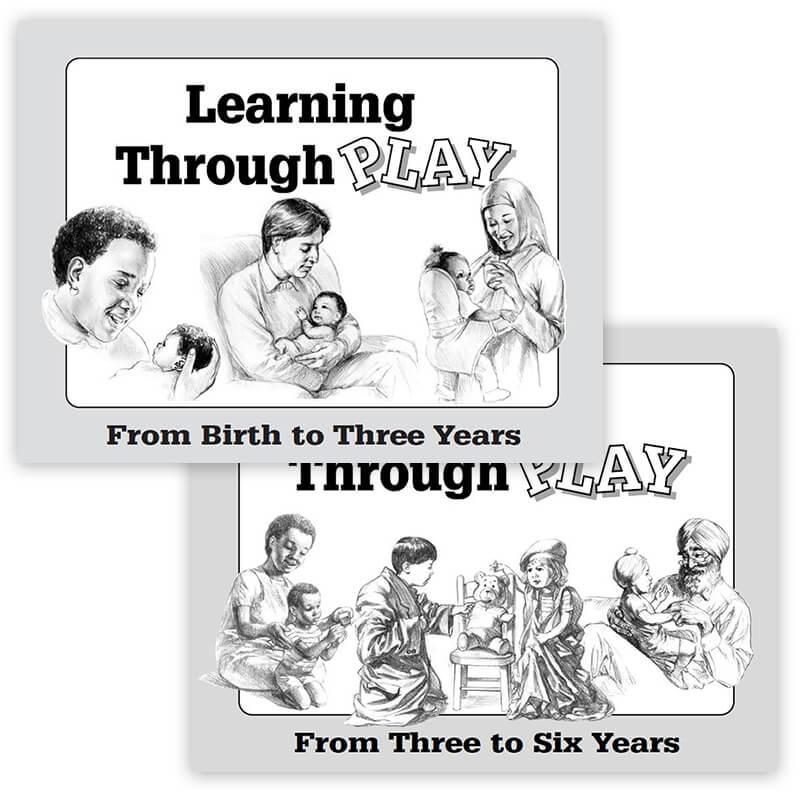 Learning through Play Calendars