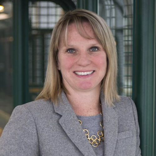 Kelly McMillen, Director of Learning Institute, SickKids Hospital