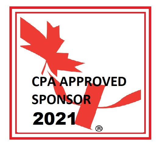 CPA Approved Sponsor 2021