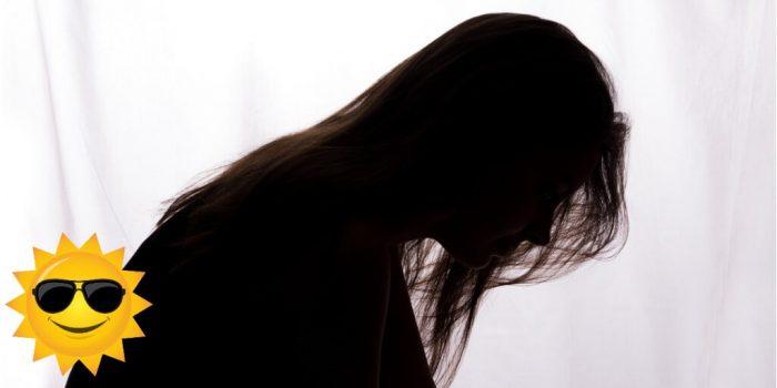 youth looking sad non-suicidal, self-harm